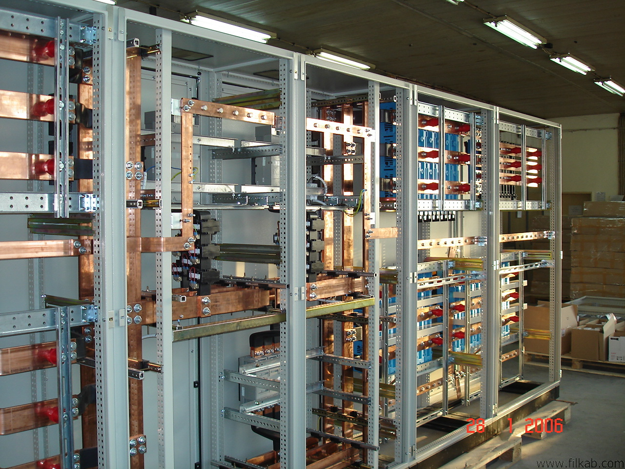 Filkab Products Engineering Electrical Switchboards
